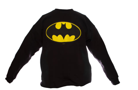 Batman Logo Sweat Shirt, XXL