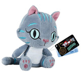 Mopeez Alice Through the Looking Glass Baby Cheshire Cat Plush - It Came From Planet Earth  - 1