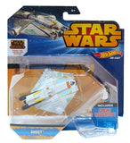 Hot Wheels Star Wars Rebels Die-Cast Ghost - It Came From Planet Earth  - 1