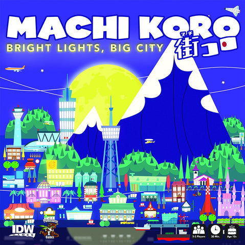 Machi Koro: Bright Lights Big City