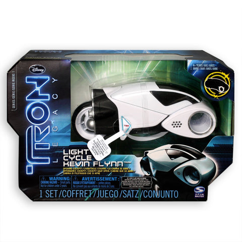 Tron Legacy Light Cycle: Kevin Flynn Vintage - It Came From Planet Earth