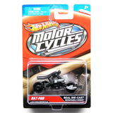 Hot Wheels Bat-POD Batman Motorcycle Diecast - It Came From Planet Earth  - 2