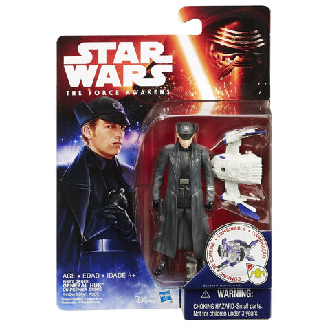 Star Wars Force Awakens Space Wave 2 First Order General Hux - It Came From Planet Earth  - 1