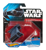 Hot Wheels Star Wars Die-Cast Darth Vader's Tie Advanced X1 Prototype - It Came From Planet Earth  - 2