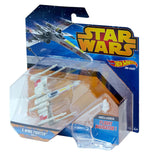 Hot Wheels Star Wars Die-Cast X-Wing Fighter Red 5 - It Came From Planet Earth  - 2
