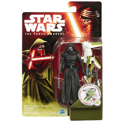 Star Wars Force Awakens Jungle Wave 2 Kylo Ren - It Came From Planet Earth  - 1