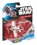 Hot Wheels Star Wars Die-Cast Republic Attack Gunship - It Came From Planet Earth  - 3