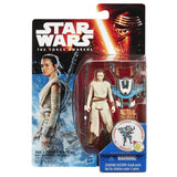 Star Wars Force Awakens Snow Wave 1 Rey (Star Killer Base) - It Came From Planet Earth  - 1