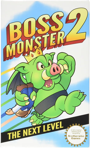 Boss Monster 2 The Next Level Limited Edition - It Came From Planet Earth  - 1
