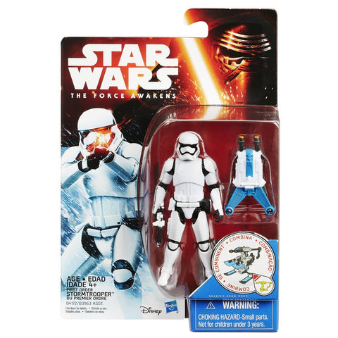 Star Wars Force Awakens Snow Wave 2 First Order StormTrooper - It Came From Planet Earth  - 1