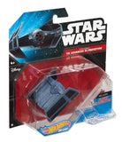 Hot Wheels Star Wars Die-Cast Darth Vader's Tie Advanced X1 Prototype - It Came From Planet Earth  - 3
