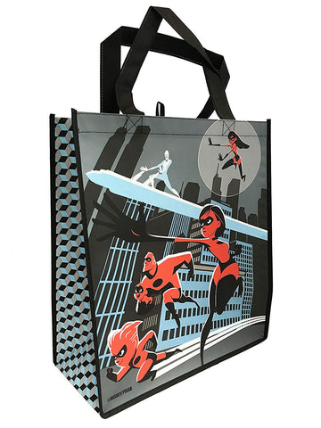 The Incredibles 2 Reusable Shopping Bag Tote