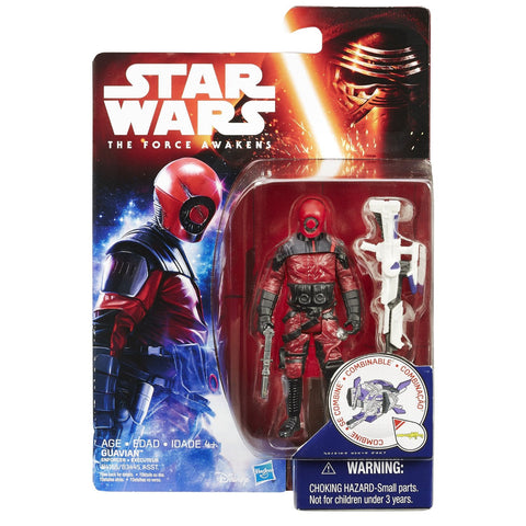 Star Wars Force Awakens Space Wave 2 Guavian Enforcer - It Came From Planet Earth  - 1