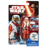 Star Wars Force Awakens Snow Wave 2 X-Wing Pilot Asty - It Came From Planet Earth  - 1