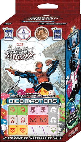 Dice Masters The Amazing Spider-Man Starter Set