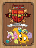 Adventure Time Card Wars Hero Pack #1