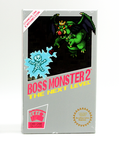 Boss Monster 2 The Next Level - It Came From Planet Earth  - 1