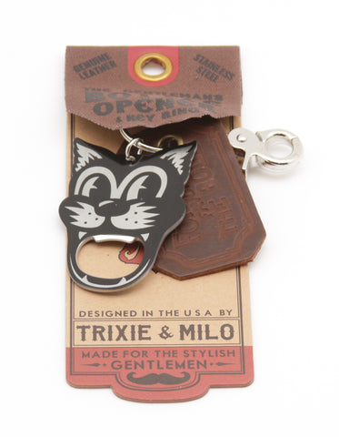 Bottle Opener - Tom Cat