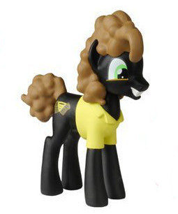 Mystery Minis: My Little Pony Series 3 Cheese Sandwich Figure - It Came From Planet Earth  - 1
