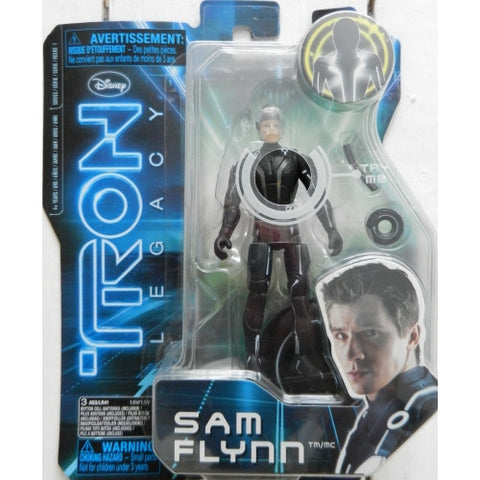 Tron Legacy Series 1 Core Figure Sam Flynn Vintage - It Came From Planet Earth