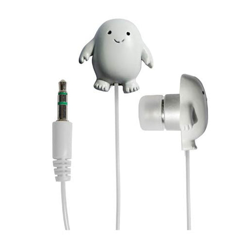 Doctor Who Adipose Ear Buds - It Came From Planet Earth  - 1