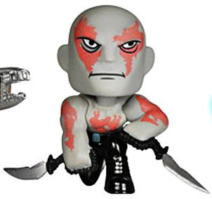 Funko Mystery Minis Guardians of the Galaxy Drax Figure - It Came From Planet Earth  - 1