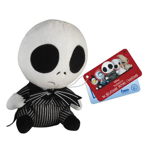 Funko Mopeez Nightmare Before Christmas Jack Skellington Plush - It Came From Planet Earth