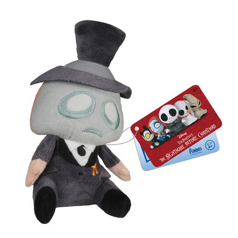 Funko Mopeez Nightmare Before Christmas Mayor Plush - It Came From Planet Earth  - 1