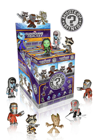 Funko Mystery Minis Guardians of the Galaxy Blind Box Figure - It Came From Planet Earth  - 1