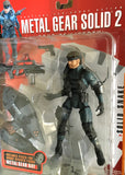 McFarlane Toys Metal Gear Solid 2: Solid Snake Action Figure Vintage - It Came From Planet Earth  - 3