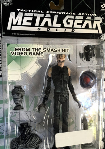 McFarlane Toys Metal Gear Solid: Psycho Mantis Action Figure Vintage - It Came From Planet Earth  - 1