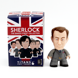 Titans Sherlock The Baker Street Collection Mycroft - It Came From Planet Earth  - 1