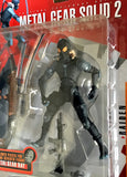 McFarlane Toys Metal Gear Solid 2: Sons of Liberty Raiden Action Figure Vintage - It Came From Planet Earth  - 2