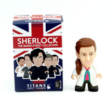 Titans Sherlock The Baker Street Collection Molly - It Came From Planet Earth  - 1