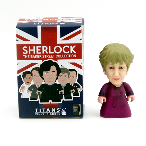 Titans Sherlock The Baker Street Collection Ms Hudson - It Came From Planet Earth