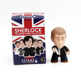 Titans Sherlock The Baker Street Collection John Black Jacket w/ Cane - It Came From Planet Earth  - 1