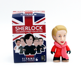 Titans Sherlock The Baker Street Collection Mary - It Came From Planet Earth  - 1