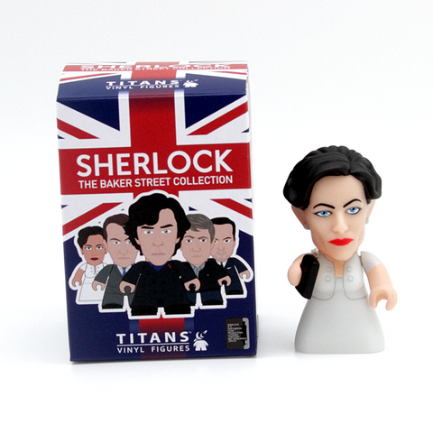 Titans Sherlock The Baker Street Collection Irene - It Came From Planet Earth  - 1