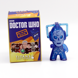 Doctor Who: Rebel Time Lord Collection Translucent Cyberman Chase - It Came From Planet Earth  - 1