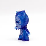 Doctor Who: Rebel Time Lord Collection Translucent Cyberman Chase - It Came From Planet Earth  - 3