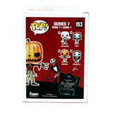 Funko Pop! Disney Nightmare Before Christmas Pumpkin King - It Came From Planet Earth  - 2