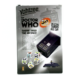 Yahtzee: Doctor Who Tardis 50th Anniversary Collectors Edition - It Came From Planet Earth  - 3