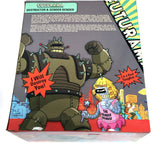 Toynami Futurama Destructor vs. Gender Bender Figure Box Set (Limited Edition) - It Came From Planet Earth  - 2