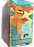 Toynami Futurama Destructor vs. Gender Bender Figure Box Set (Limited Edition) - It Came From Planet Earth  - 5