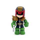 Mystery Minis Science Fiction Series 1 Judge Dredd - It Came From Planet Earth  - 2