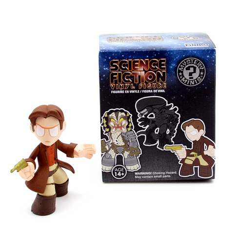 Mystery Minis Science Fiction Series 1 Captain Malcolm Reynolds Firefly - It Came From Planet Earth  - 1