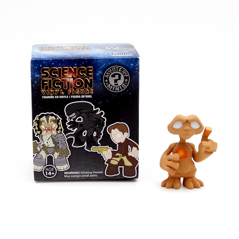 Mystery Minis Science Fiction Series 1 E.T. - It Came From Planet Earth