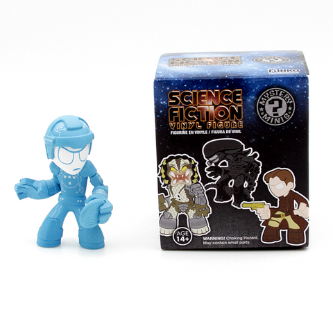 Mystery Minis Science Fiction Series 1 Tron - It Came From Planet Earth