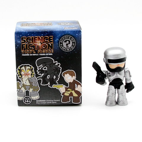 Mystery Minis Science Fiction Series 1 RoboCop - It Came From Planet Earth