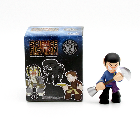 Mystery Minis Science Fiction Series 1 Spock Star Trek - It Came From Planet Earth  - 1